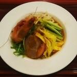 担々亭 - ●2015 #152 @冷やし担々麺 ¥950