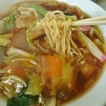 43817997 - これぞ昭和の広東麺!