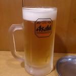 43835009 - 生ビール大ジョッキ