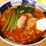 支那麺 はしご 赤坂店 - 担々麺 大辛(900円)