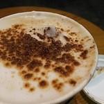 スターバックスコーヒー エチカ池袋店 - はちみつにたっぷりのシナモンを