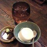 首里食堂 - このジーマミ豆腐はマジうまい♪