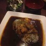 ピッグテイル - 黒ビール豚カレー