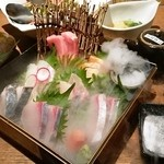 俺の魚を食ってみろ!! 神田本店 -