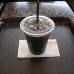 ハーバーポイント - 「アイスコーヒー(M)」です。