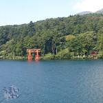 43846707 - 箱根神社 平和の鳥居