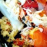 梅寿司 - シャリが出てくるまで一苦労