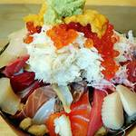 梅寿司 - 特上ちらし   ¥3300