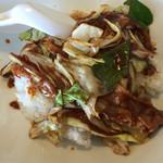香楼苑 - ランチCの回鍋肉飯