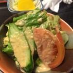 43849481 - サラダ【料理】
