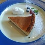 43853936 - カリフォルニア アマレットチーズケーキ