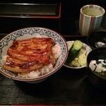 43854969 - ランチうな丼 ¥1200