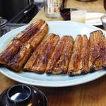 蒲焼(天然)・蒲焼(養殖)×4