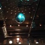 ラ・メーラ - お誕生日には、ビックリのミラーボール(^_^;)