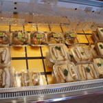 ブーランジェヤマダ - おかず系パン