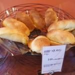 ブーランジェヤマダ - 羽根つきメロンパン