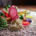 ファイ - いろいろ野菜のバーニャカウダ☆