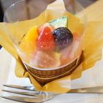 ブーランジェヤマダ - 果実の森 410円
