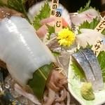 海鮮炉端船栄 - 料理写真:船盛り(税別1280円)
