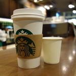 スターバックス・コーヒー - ドリンク写真:フルーツ クラッシュ&ティー(HOT)(Grande)