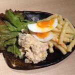 まるし  - マカポテサラダ