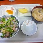 味さき - 生さんま丼 2015.10月