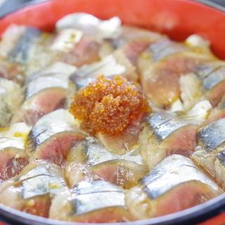 鈴木食堂 - 料理写真:さんま丼