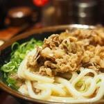 香川 一福 - 肉うどん