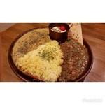 ノムソン カリー - 料理写真:牛豚合挽きのこキーマ&マスール豆ココナッツ