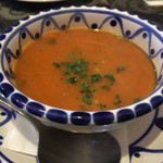 モロッコ料理 ル・マグレブ - ハリラスープ