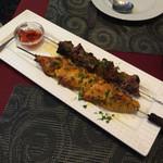 モロッコ料理 ル・マグレブ - シシカバブ