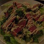 カフェ・エフェメラ - ローストビーフのサラダ