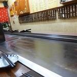 京祇園ねぎ焼 粉 - 内観