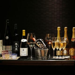 利き酒師とソムリエが心を込めて選ぶ、至福の一杯