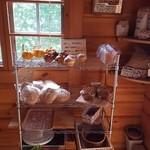 わだぱん - 料理写真:手作りパン