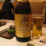 43874838 - ビールは、エビス♪