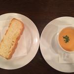 ラ・ボエム クアリタ - パンとスープ
