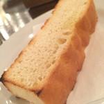 ラ・ボエム クアリタ - セットのパン
