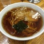 一麺 - ラーメン¥650。