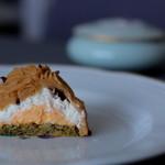 ecomo Bakery YOKOHAMA MOTOMACHI - モンブランの断面