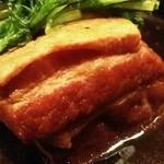 43878127 - 豚角煮
