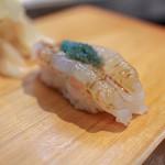 鮨の魚政 - 牡丹海老☆