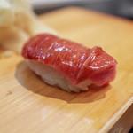 鮨の魚政 - 中トロ☆