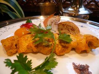 クンビラ - オーブン料理