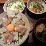 Kamiyaryuuhakatadoujou - 琉球丼
