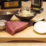 神戸牛 天望 - イチボと焼き野菜