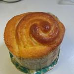 パン工場 - 北海道ミルクパン220円。