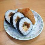多田製麺所 - 巻き寿しといなり寿し
