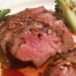 Patisserie &Restaurant Amour - 厚切り牛タングリル