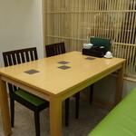 鮨 歴々 - ☆テーブル席もあります(#^.^#)☆